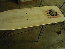 Vintage Rid-Jid Deluxe Ironing Board