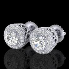 Rolex Men's Stainless Steel, QuickSet, Diamond Dial & Diamond Bezel - REF#425M5K