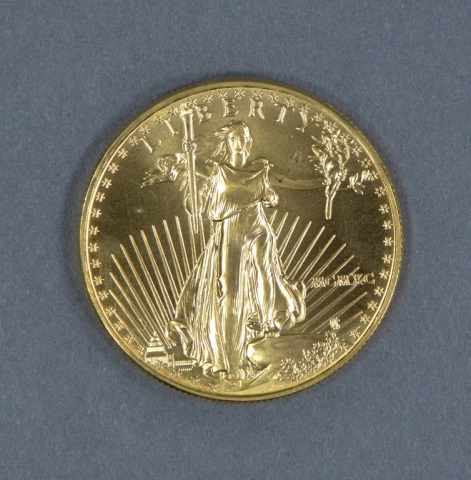 1990 US 1 oz. Gold Eagle