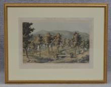 Edward Beyer, Album of Virginia, Roanoke Red Sulph