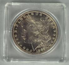 1885-CC Morgan Dollar