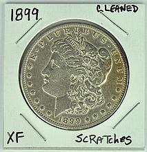 Very Scarce 1899 Morgan Dollar