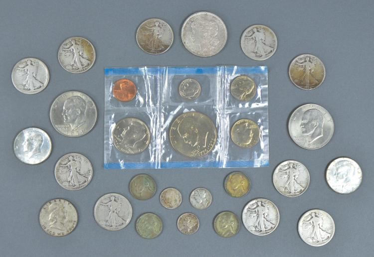 Group of Misc. US Silver Coins