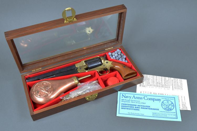 Navy Arms Reproduction Remington Army Revolver