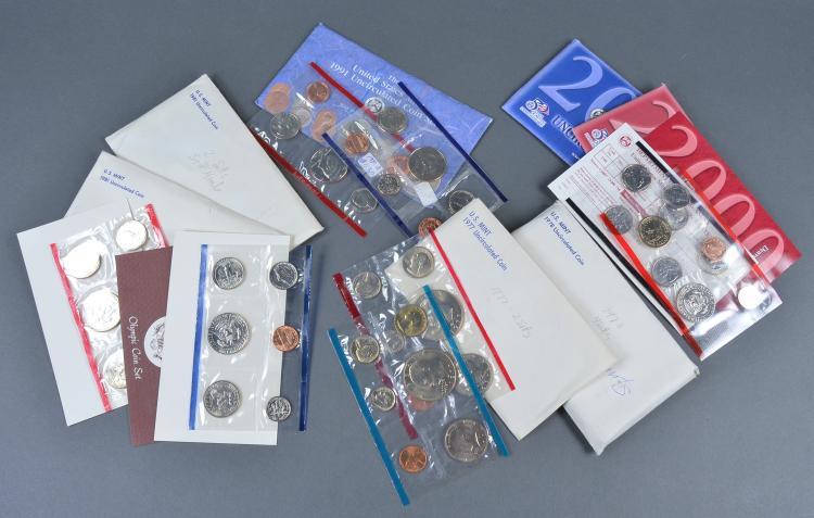 US Mint Sets
