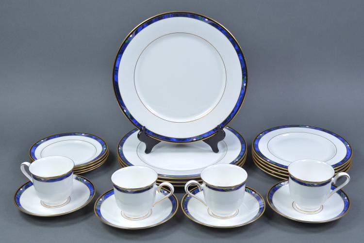 Bx Lennox Royal Kelly Dinnerware