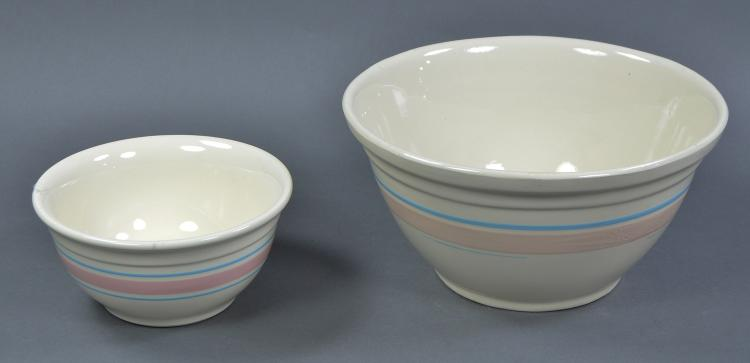 Two Nesting Bowls