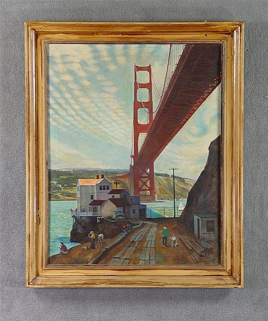 John Philip Falter (American 1910-1982)