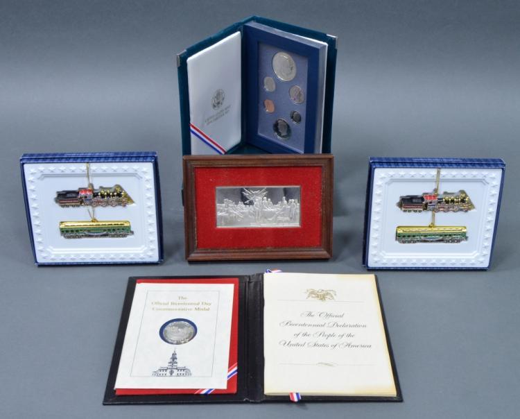 1990 U.S. Prestige Mint Set