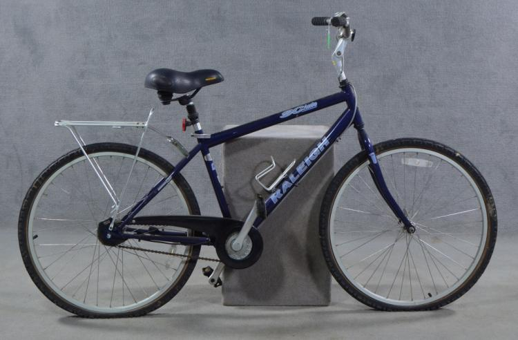 Raleigh SC Auto Bicycle