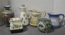Bx Ceramic Pitchers and Vases