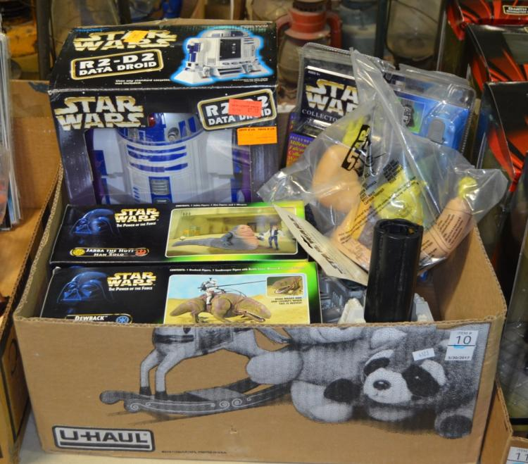 Bx Star Wars Figurines