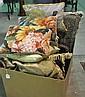 Box of Decorative Pillows