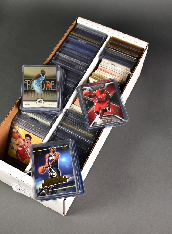 Mixed Box 400+ Sports Cards