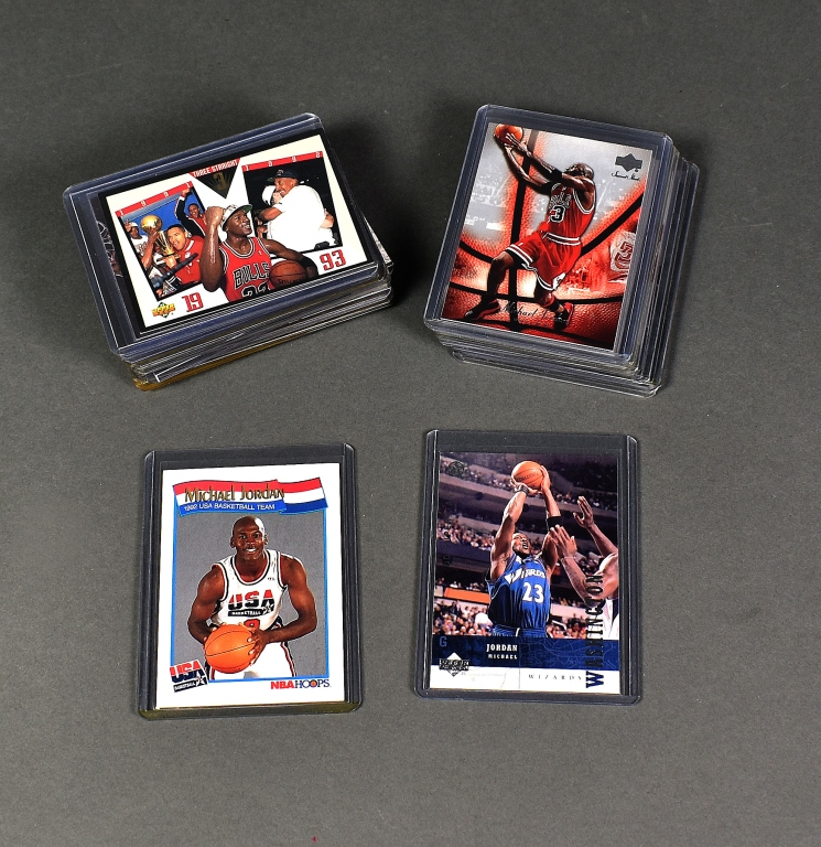 30 Michael Jordan Cards