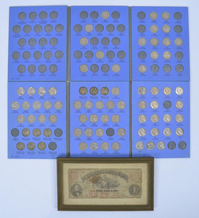 $1 Virginia Treasury Note