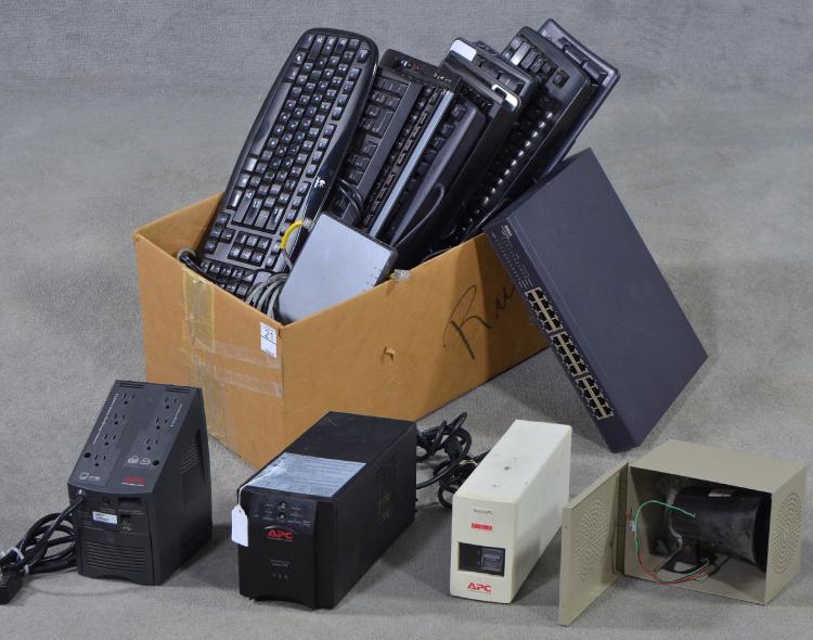 Misc. Electronic Equipment