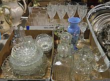 Three Bxs Glassware
