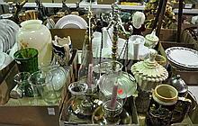Four Bxs Misc. Decorative Glass