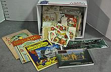 Bx Children's Books and Post Cards