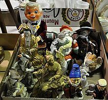 Bx Misc. Figurines