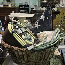 Basket of Misc. Items