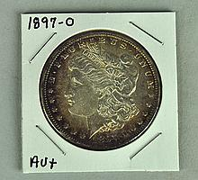 1897-0 Morgan Dollar