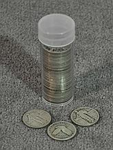 Roll (40 coins) of Standing Liberty Quarters