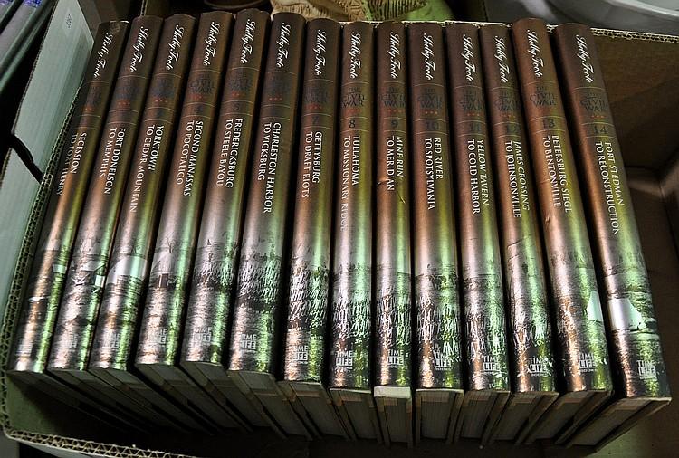 Bx Books on the Civil War