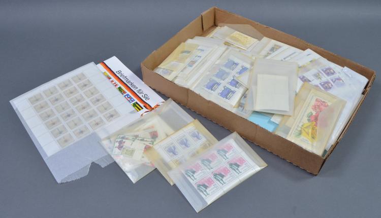 Bx Unused German Postage Stamps