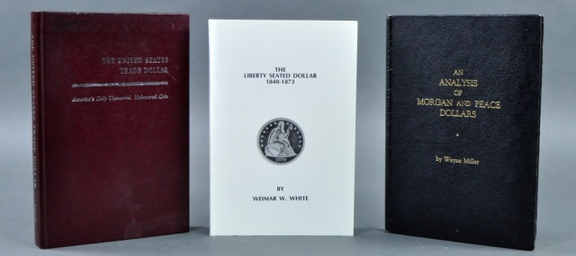 Three Numismatic Books