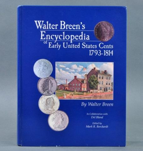 "Breen ""Encyclopedia of Early US Cents 1793-1814"""