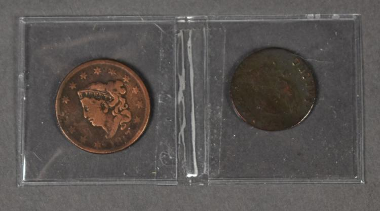 Scarce VA Half Penny Dated 1773- Colonial Coin