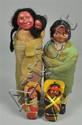 Four Skookum Dolls