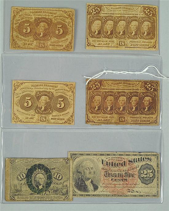 Postage Currency Issues
