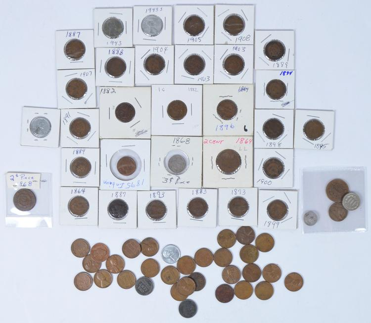 Misc. Lot U.S. Coins