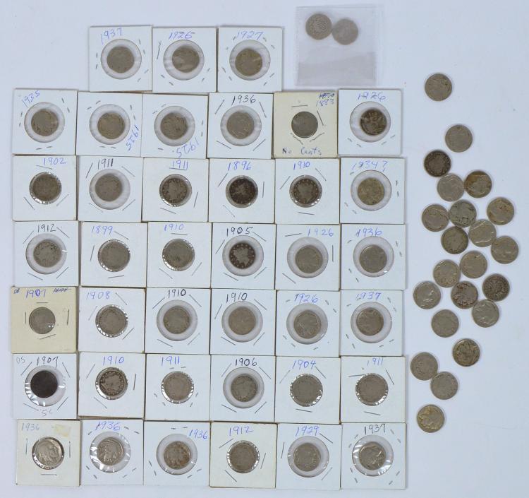 Lot of Nickels