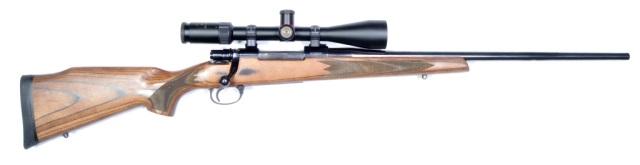 Remington Model 798 Rifle**