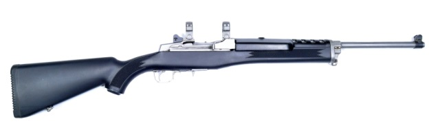 Ruger Mini-14 Ranch Rifle**
