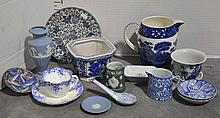 Bx Blue & White Porcelain