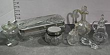 Bx Cut & Pressed Glass