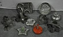 Bx Tin Cookie Cutters