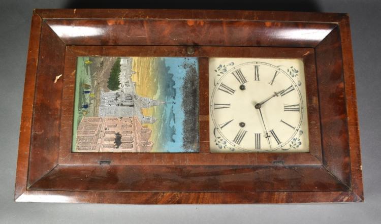 Ogee Wall Clock