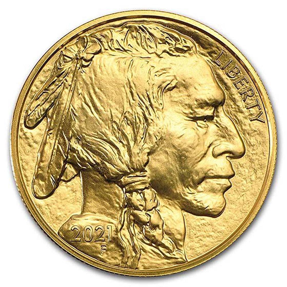 1oz Gold Buffalo Coin - 2021
