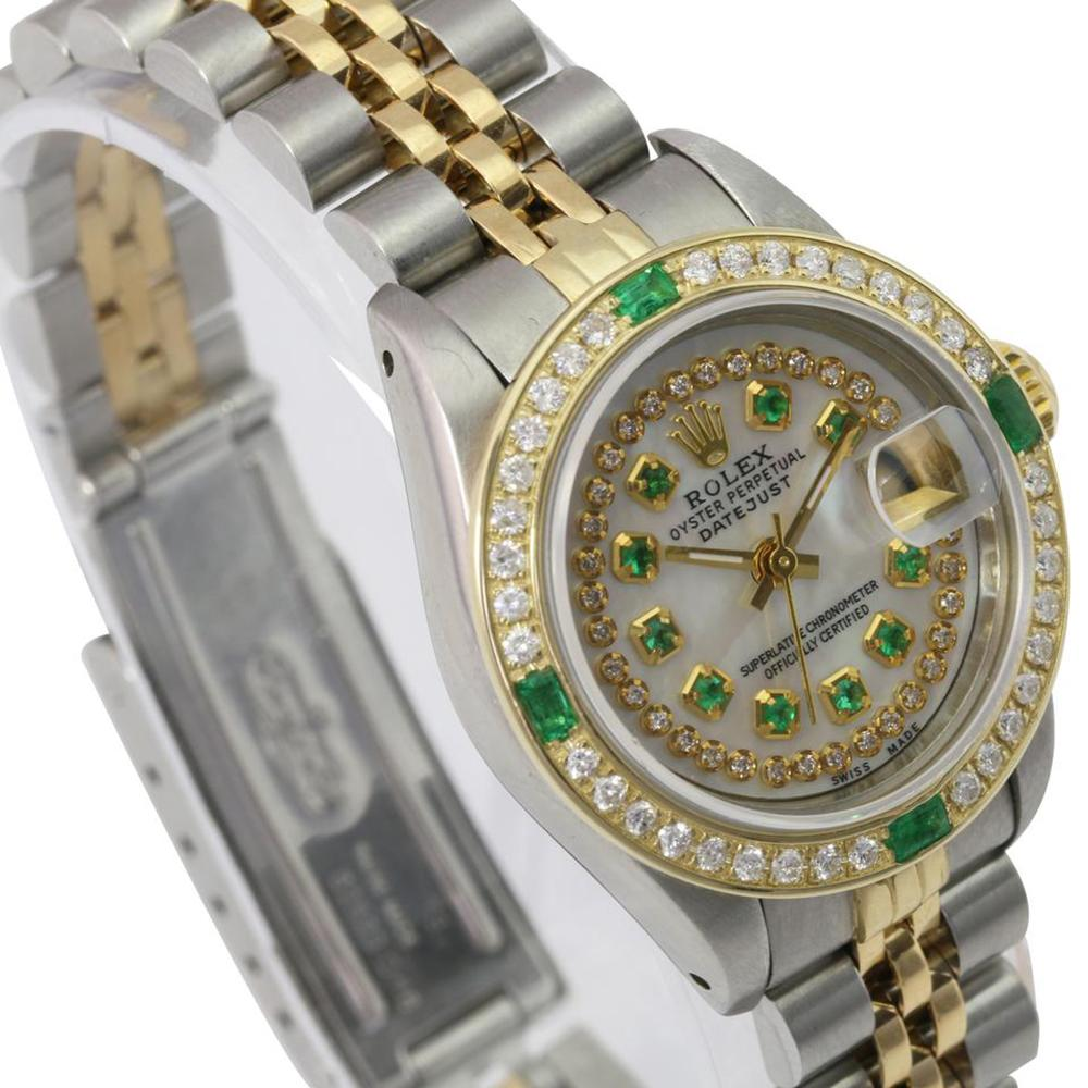Pre-owned Rolex Datejust 26mm Jubilee Band