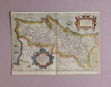 Fernando Alvaro Seco Une description actuelle et précise du Portugal, qui était autrefois Lusitania XVIe siècle