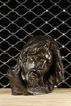 Lucien Charles Édouard Alliot (1877-1967) Saint Jean-Baptiste