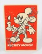 A Chad Valley (Harborne) Mickey Mouse nitelite