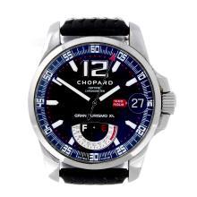 CHOPARD - a gentleman's Mille Miglia Gran Turisimo XL wrist watch. Referenc