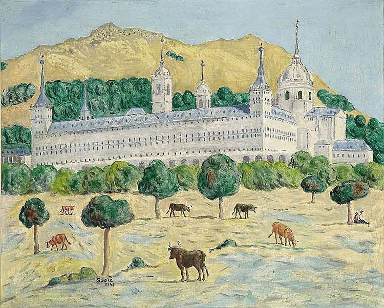 FRANCISCO SAN JOSÉ (Madrid 1919 - 1981)